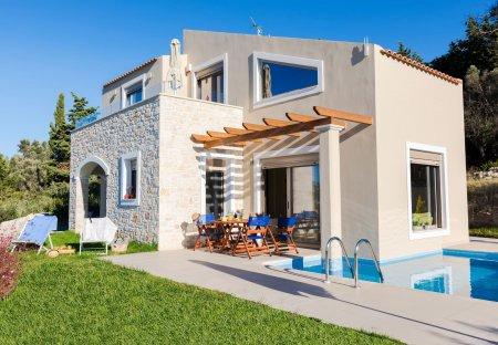 Villa in Crete, France