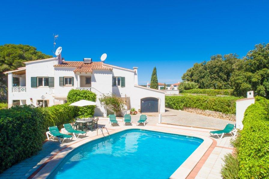 Villa in Spain, Cala Galdana