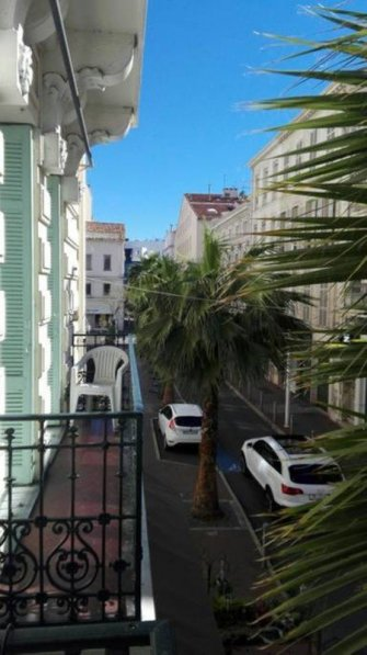 Apartment in France, Gare de Cannes