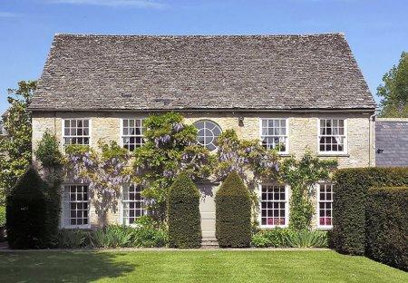 Cottage in Bruern, England
