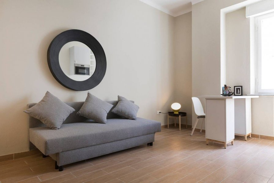 Studio apartment in Italy, Pisa
