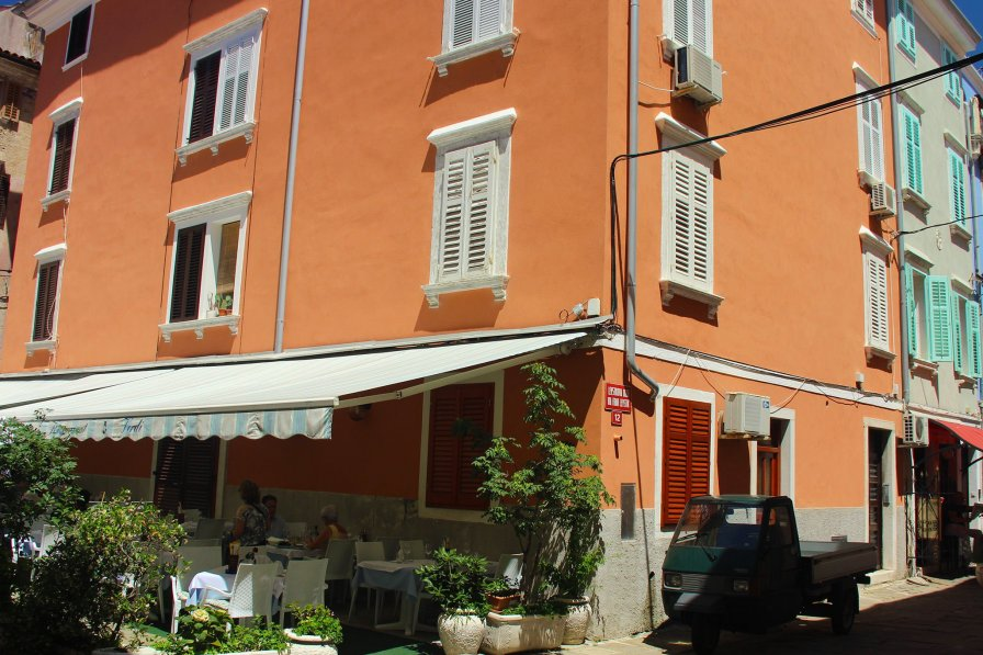 Apartment in Slovenia, Piran