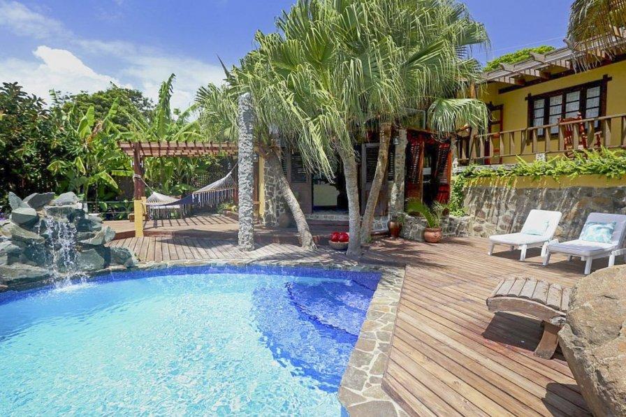 Owners abroad Villa Calabash