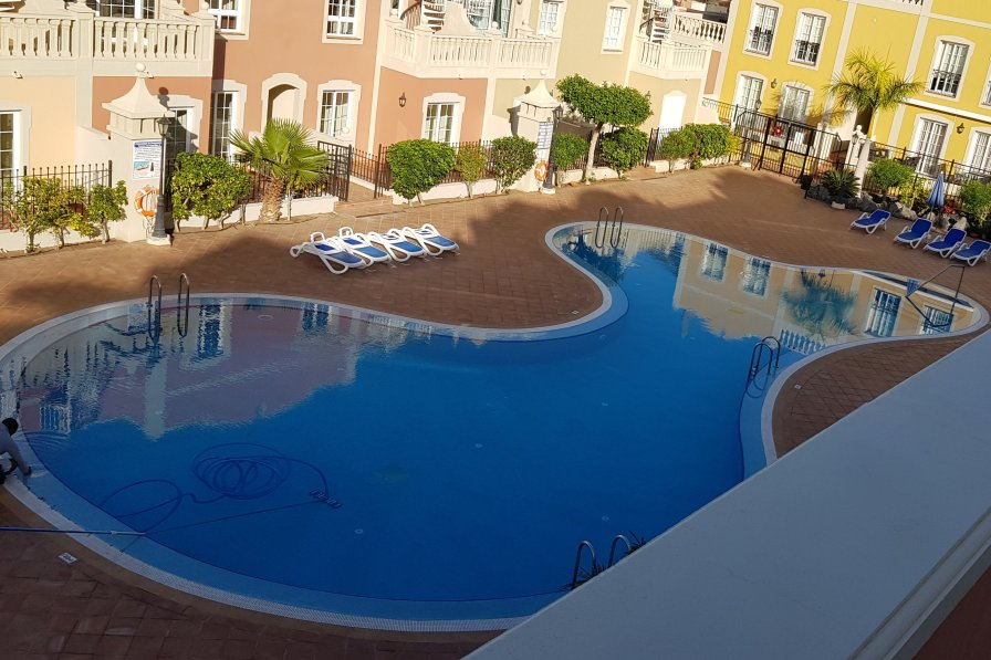 Duplex apartment in Spain, Palm-Mar