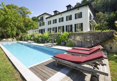 Villa in Mousserolles, France