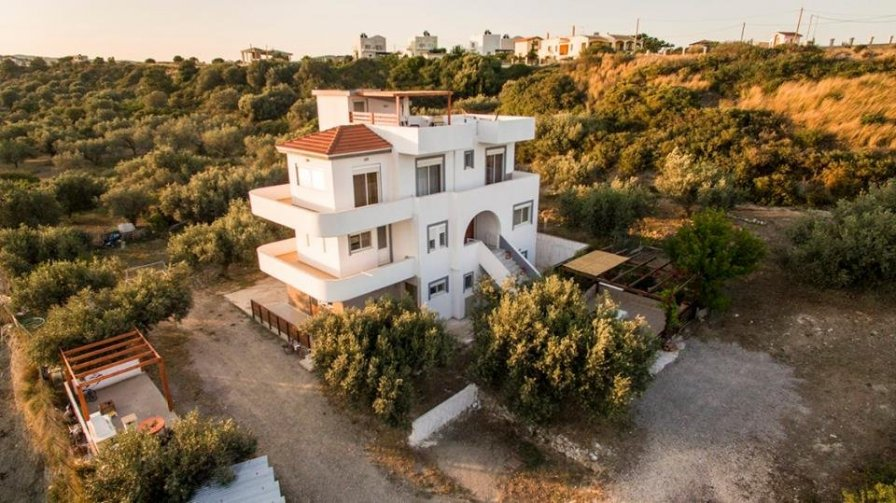Villa in Greece, Afantou