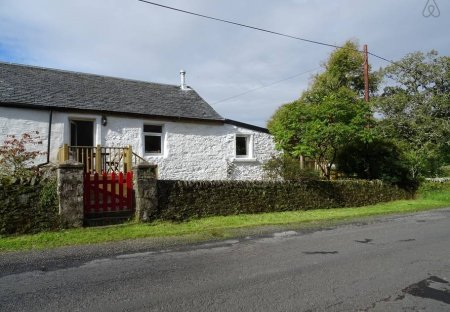 Village House in East Lochfyne, Scotland