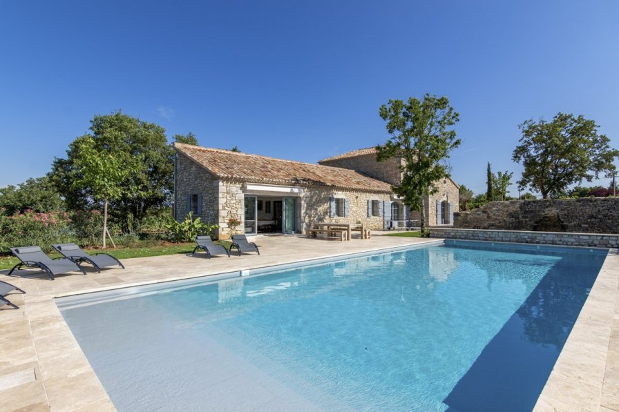 Villa in France, Cabazat