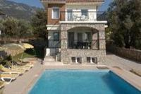 Villa in Turkey, Olu Deniz: Our villa with large pool