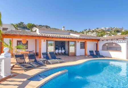 Villa in Benimeit, Spain