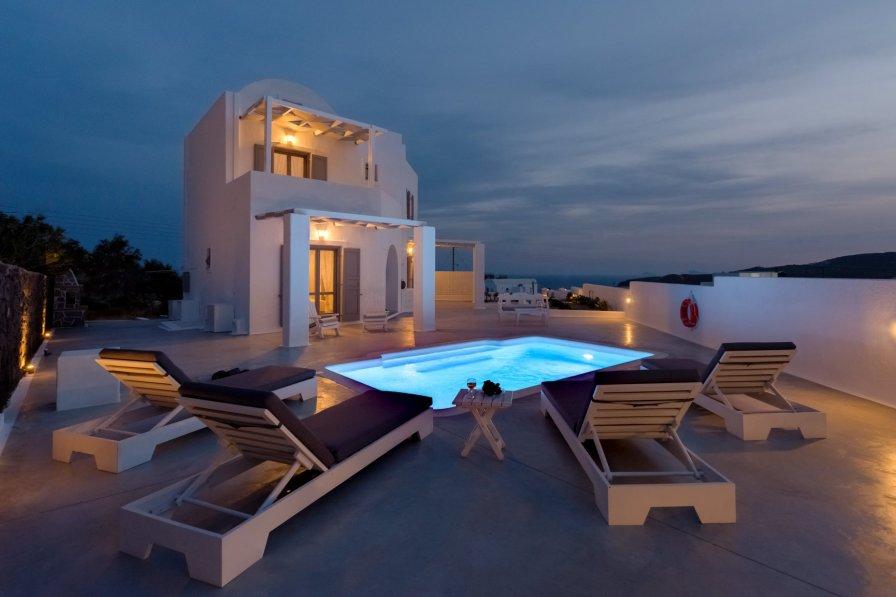 Villa in Greece, Akrotiri (Santorini)