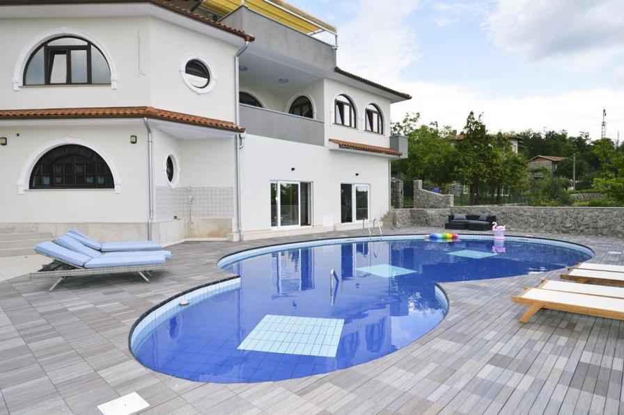 Villa in Croatia, Mučići