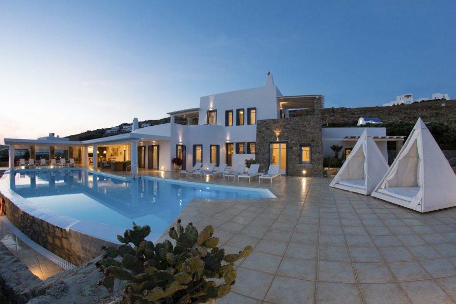 Villa in Greece, Elia beach