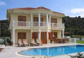 Villa Huzur, Dalyan, Mugla, Turkey