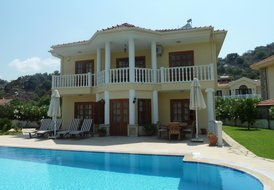 Villa in Dalyan, Turkey