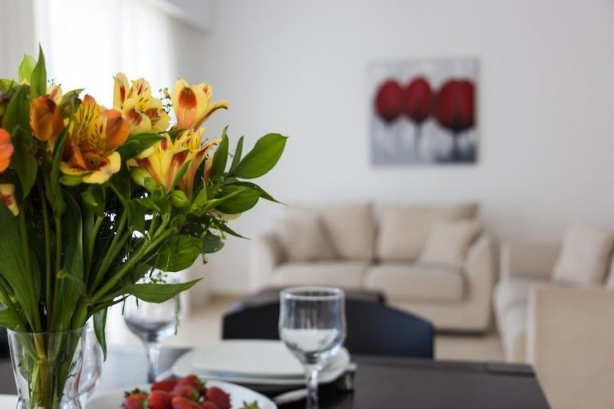 Comfort 3 BDR Apartment