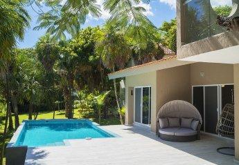 3 bedroom House for rent in Playa Del Carmen