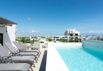 1 bedroom Apartment for rent in Playa Del Carmen