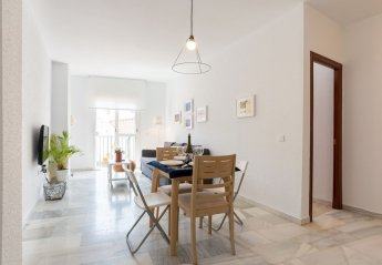 2 bedroom Apartment for rent in Malaga