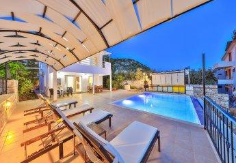4 bedroom Villa for rent in Kalkan