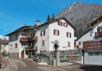 4 bedroom Apartment for rent in Val di Fassa