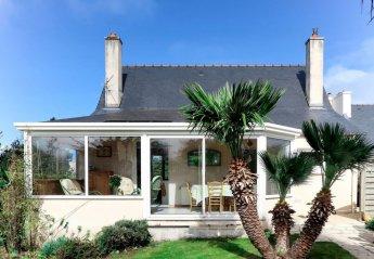 3 bedroom Villa for rent in Plougasnou