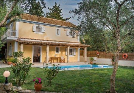 Villa in Tragaki, Zakynthos