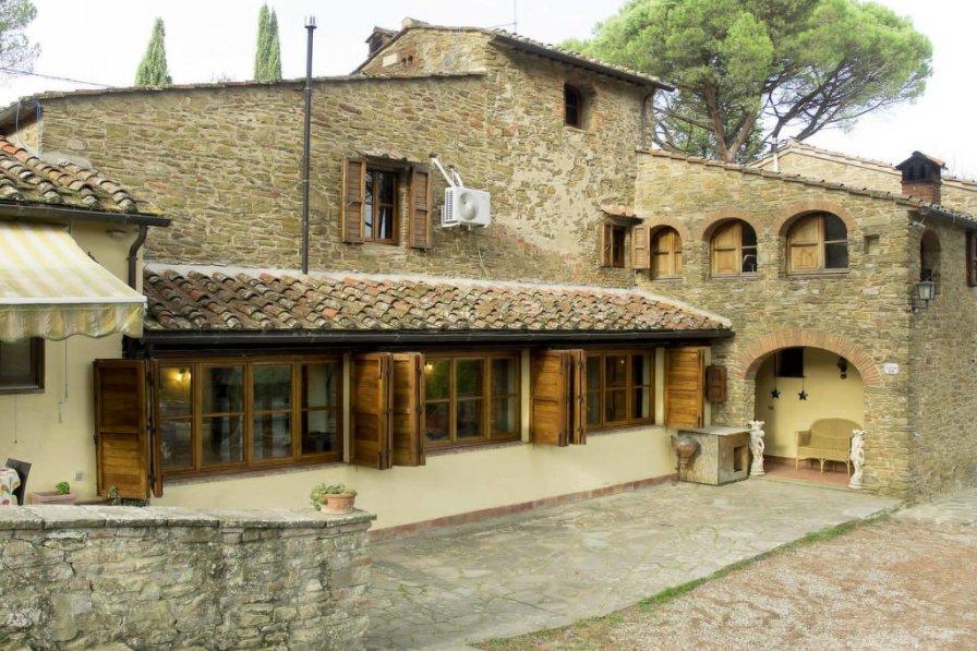 Villa Luna e le Pietre (ARZ250)