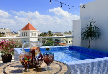 Penthouse Apartment in Mexico, Playa del Carmen