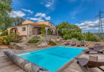 4 bedroom Villa for rent in Porto-Vecchio