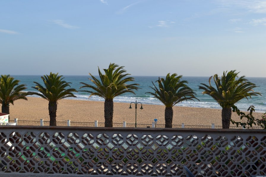 Beach Front A