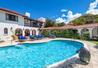 10 bedroom Villa for rent in Holetown