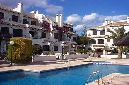 Apartment in Spain, Cabo Roig: Sol y Verde