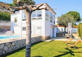6 bedroom Villa for rent in L'Escala