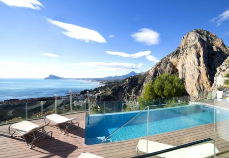 Villa in Calpe, Spain