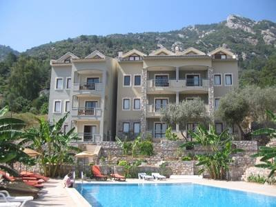 Olive Grove Apartment Turunc