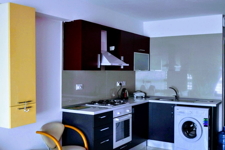 Studio apartment in Cyprus, Girne