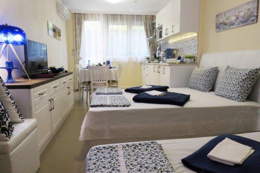 Studio apartment in Bulgaria, Sv Marina