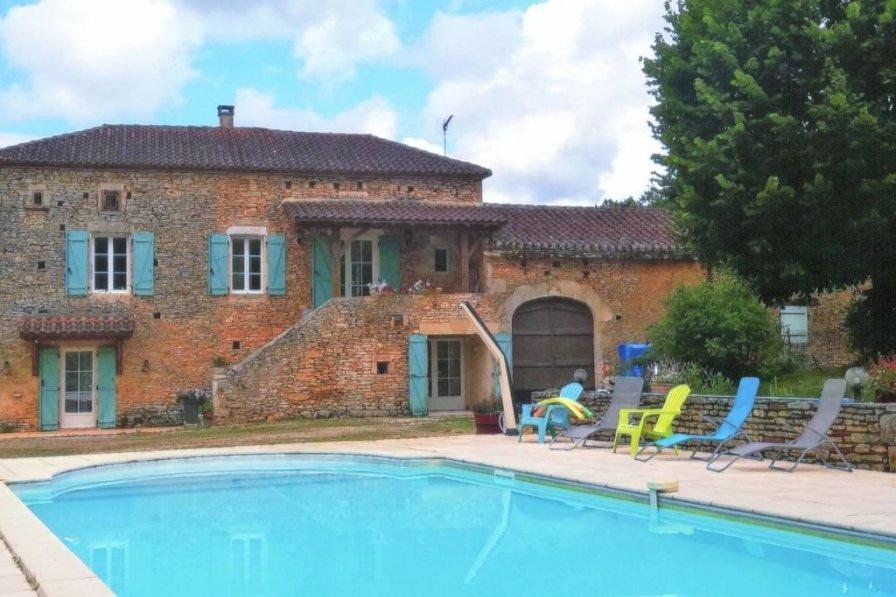 Villa in France, Montcabrier