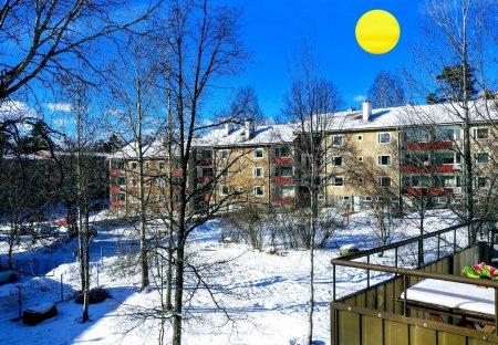 Apartment in Helsinki, Finland