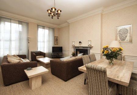 Apartment in New Town, Scotland: Morris Paton, Edinburgh