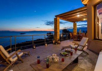 5 bedroom Villa for rent in Skopelos Island