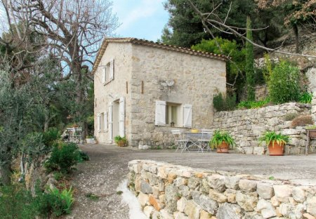 House in Claviers, the South of France