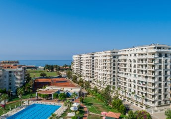 1 bedroom Apartment for rent in Alanya