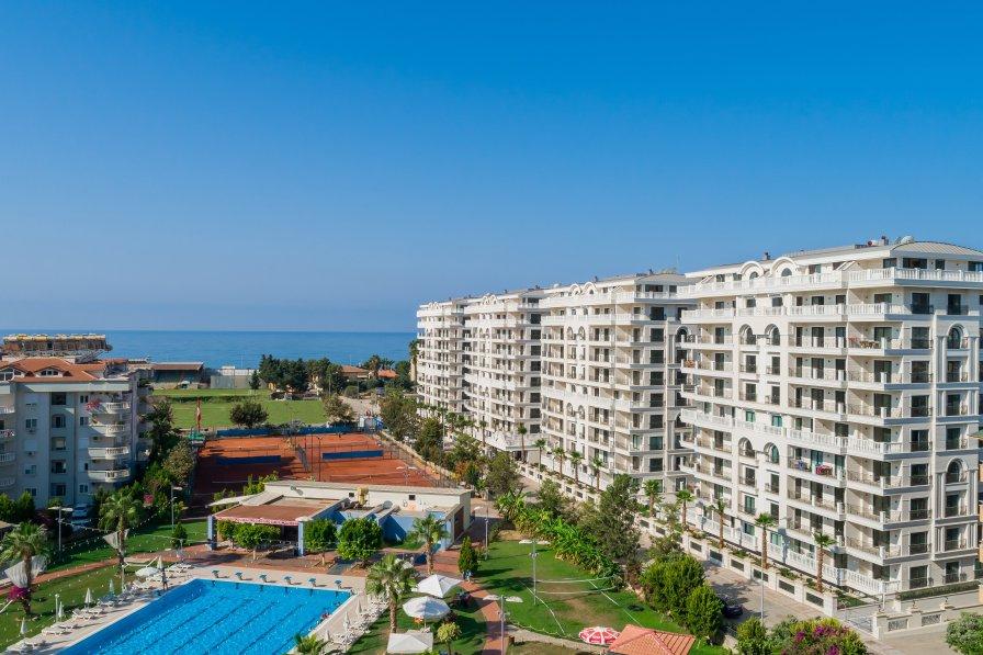 Apartment in Turkey, Alanya