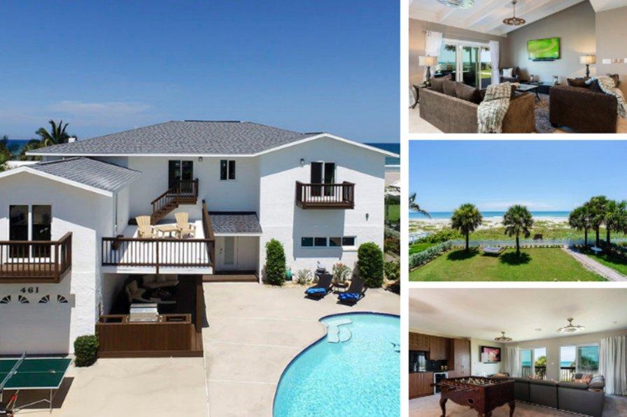 Cocoa Beach/Cape Canaveral Area holiday villa rental