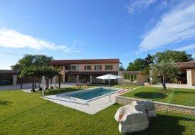 Villa in Beram, Croatia