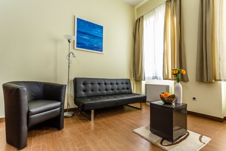 Studio apartment in Croatia, Malinska