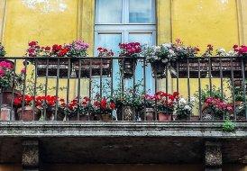 Studio Apartment in Trastevere, Italy