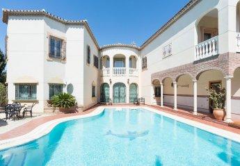 5 bedroom Villa for rent in Mijas